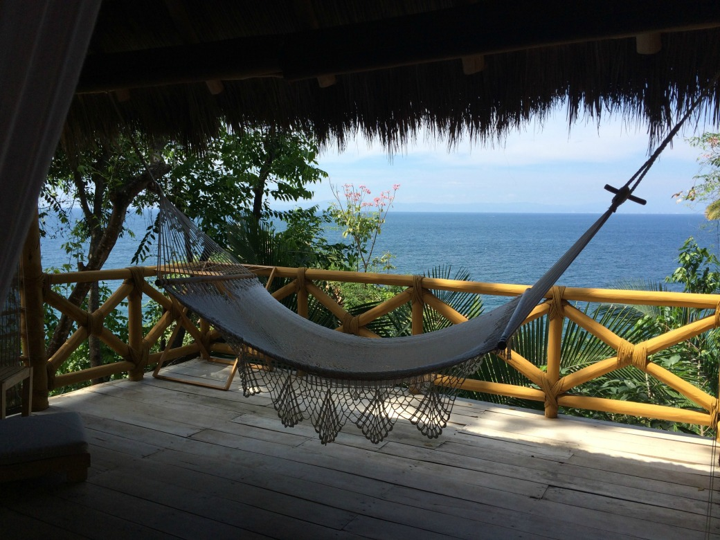Xinalani retreat hammock