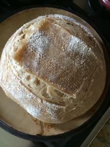 bread half baked