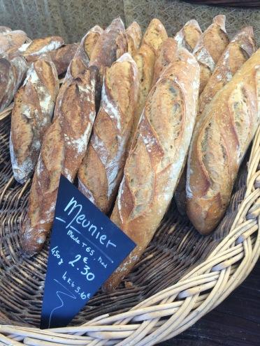 Bordeaux baguettes