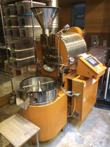 chocolate bean roaster