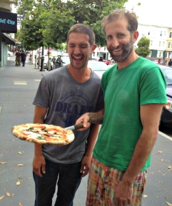 Andy Bates and the Pizza Hacker