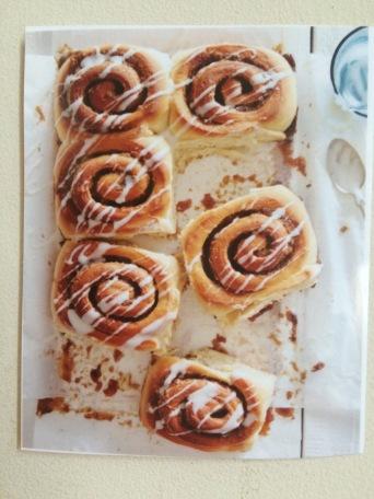 WS books cinnamon buns